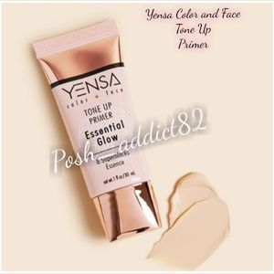 Yensa Color and Face Essential Glow Face Primer